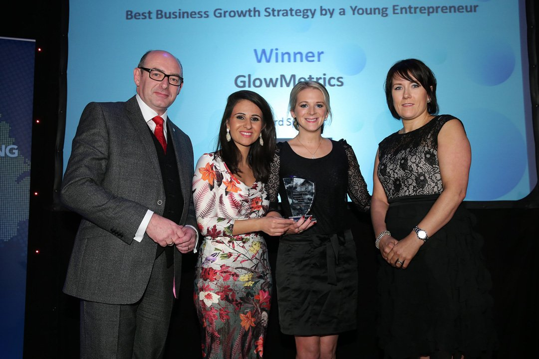 GlowMetrics Wins Award